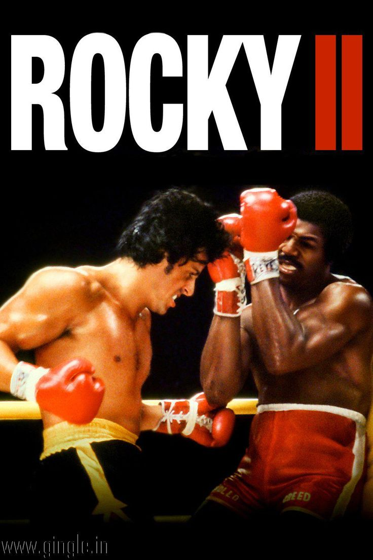 Free direct download link for Rocky II from gingle from the page http://www.gingle.in/movies/download-Rocky-II-free-7608.htm without any need for registration. Totally full free movie downloads from Gingle!