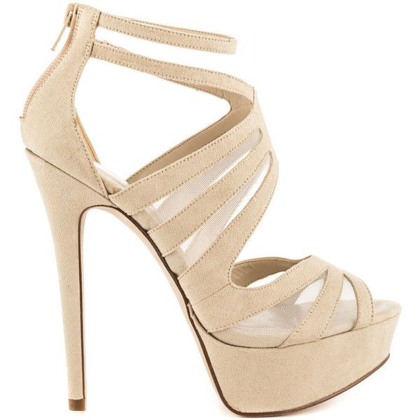 The 25  best Beige strappy heels ideas on Pinterest | Nude strappy ...