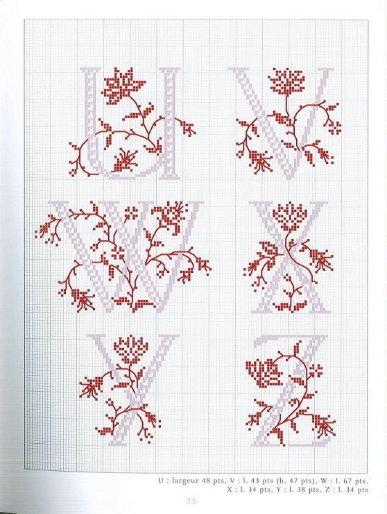 446 Best Alphabet Images On Pinterest Monograms White