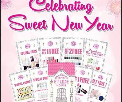 Pink Pao dari Etude House 1 Januari - 28 Febuari 2015 | Tempatnya Promosi dan Diskon