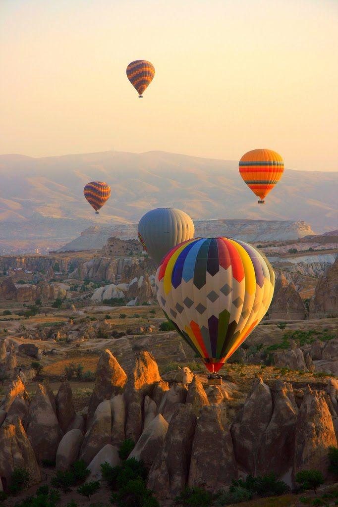 capadocia, turquia | B U C K E T LIST | Pinterest