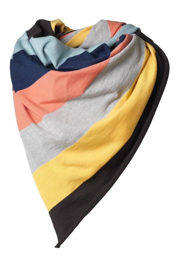 Deco scarf