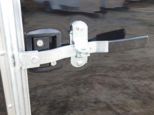 Cargo Trailer Ramp Door Locks