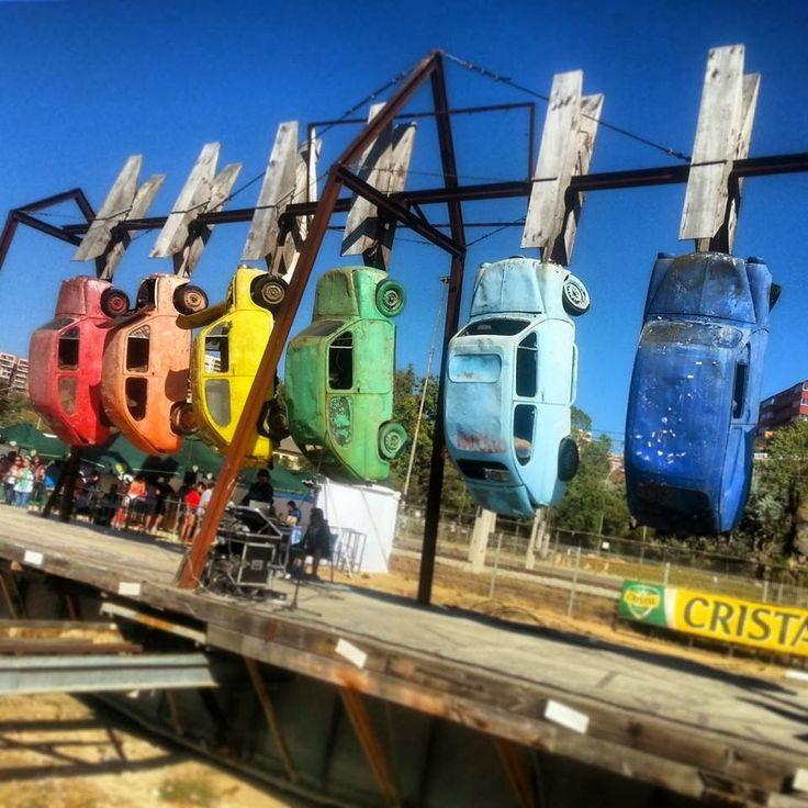 La Tornamesa – Muelle Baron - Valparaiso, Chile