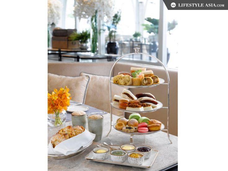 5 new afternoon teas in Singapore - LifestyleAsia Singapore
