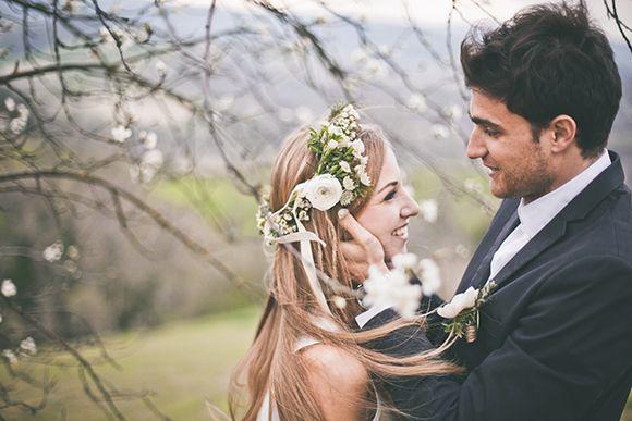 Early Spring Wedding Shoot