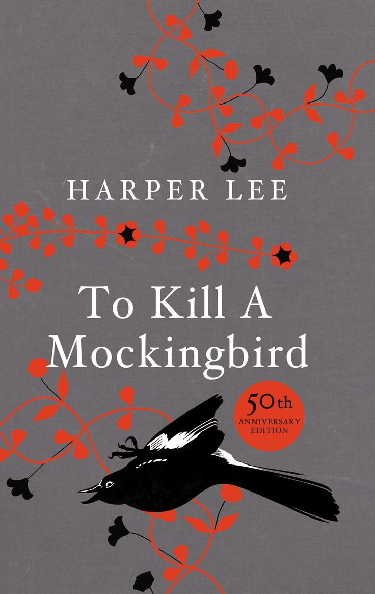 To Kill a Mockingbird I have this copy of this book. Amazing read!!