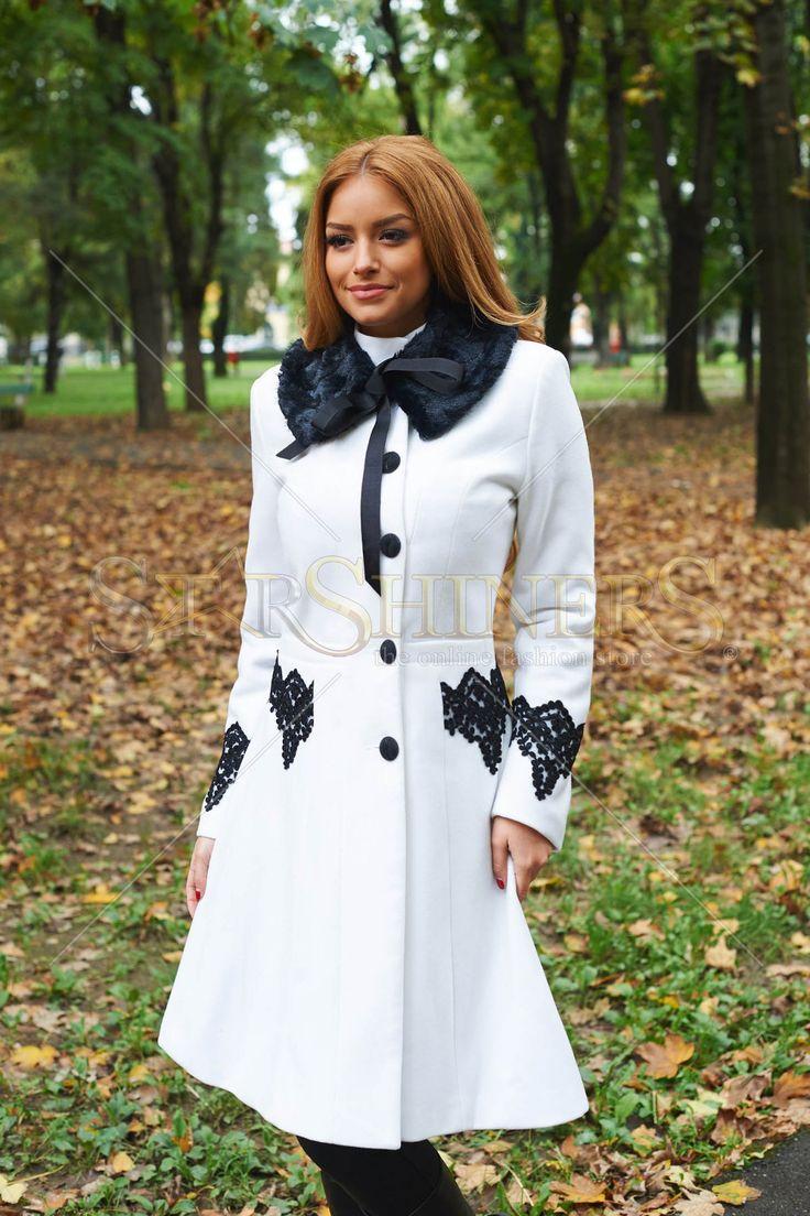LaDonna Best Impulse White Coat