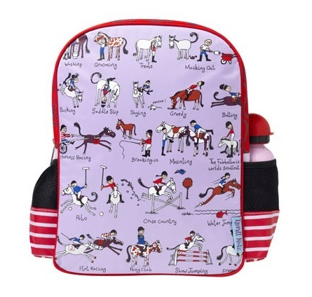 Παιδικό Backpack, Horse Riding, Tyrrellkatz