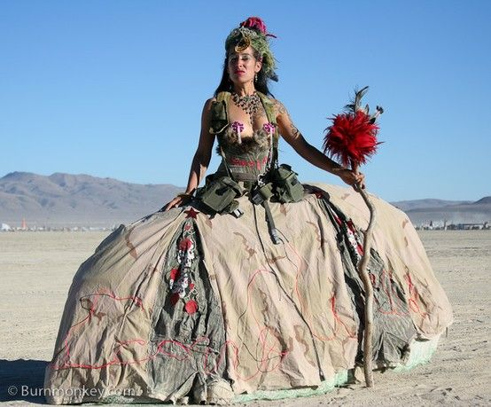 Hoop Skirt Costumes 106