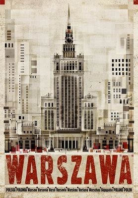 Warszawa, Warsaw, Kaja Ryszard