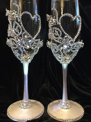 Bridal Party Toasting Glasses