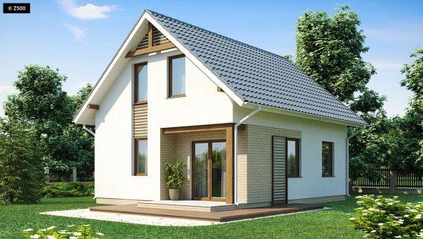 Dom Z71 - Filian Domy Drewniane