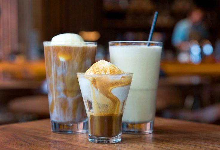 Starbucks Serving Ice Cream Drinks At 100 Locations - Simplemost