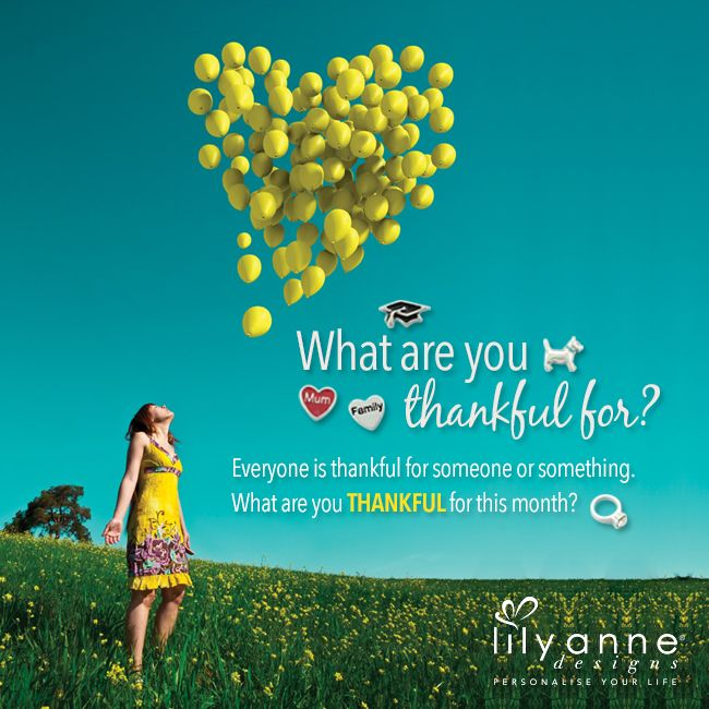{What are you thankful for?}  Everyone is thankful for someone or something. What are you #thankful for this month?   #LilyAnneDesigns
