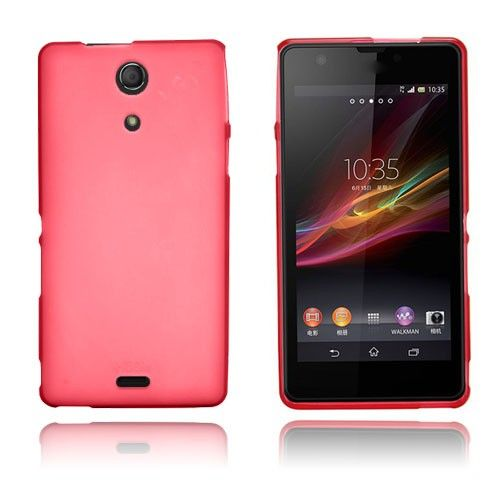 Alpha (Red) Sony Xperia ZR Cover