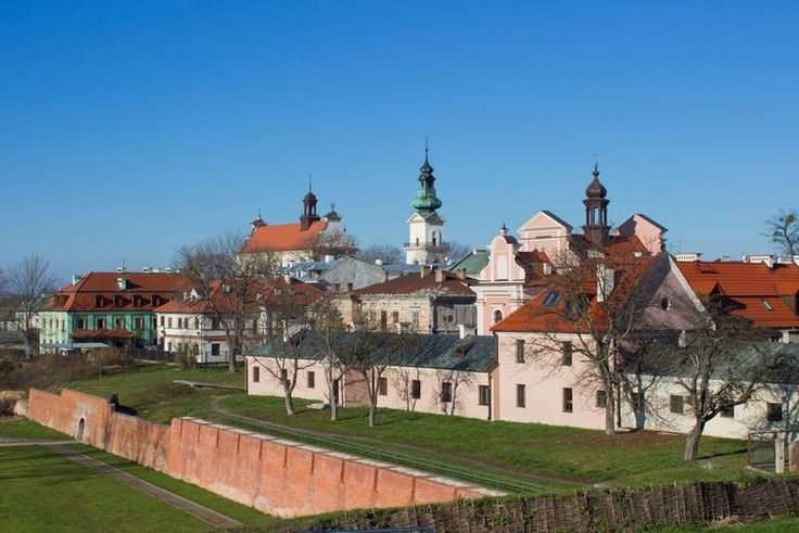 Zamosc-Places to visit in Poland
