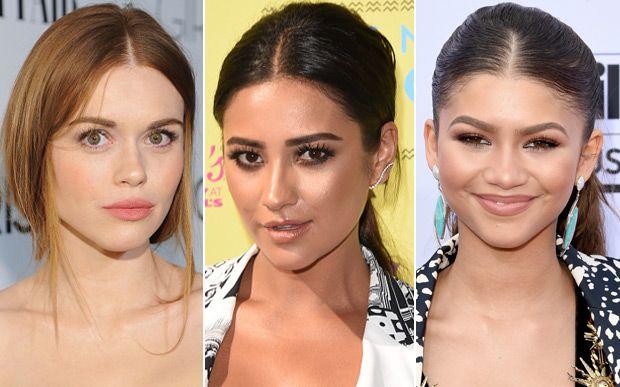 O cabelo dividido ao meio é a nova tendência favorita das famosas - Beleza - CAPRICHO