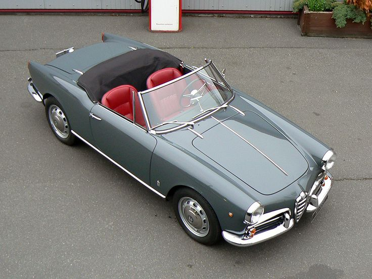 Alfa Romeo Giulietta Spider  photo #41252