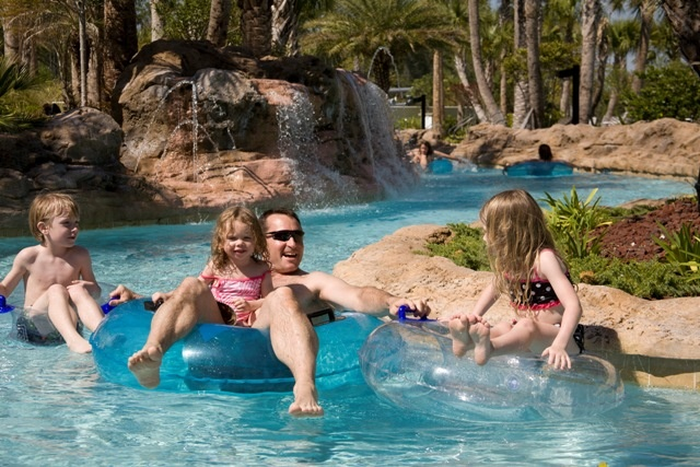 Fun for the whole family at Nocatee Splash Water Park