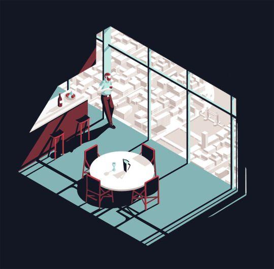 die besten 25 isometrische zeichnung ideen auf pinterest einfache darstellungen isometrische. Black Bedroom Furniture Sets. Home Design Ideas