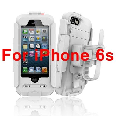 Waterproof Motorcycle Phone Holder Phone Stand Support for iPhone 7 5s 6 6s Bicycle GPS Holder Phone Bag Support Telephone Moto