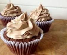 Chocolate Mud Cupcakes | Thermomix | RSPCA Cupcake Day