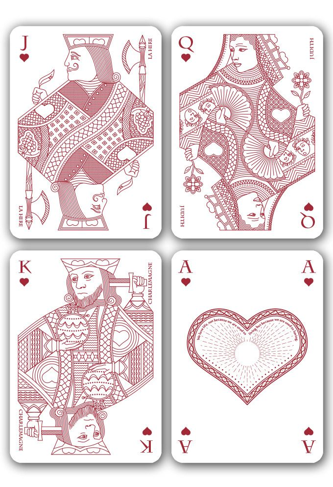 Memento Playing Cards - Printed by LPCC by Legends Playing Card Co. — Kickstarter