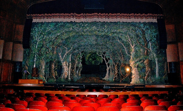 Benedum Stage. by Dorsett Studios, via Flickr