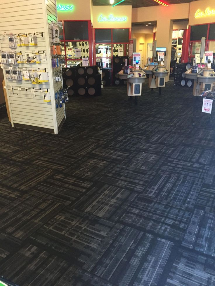 District Carpet Tile by EF CONTRACT(1/4 Installation