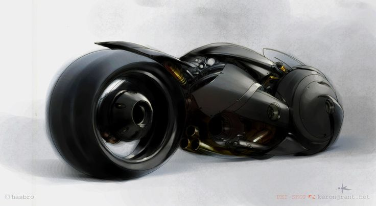 Youch, this bike is just too badass too be ONLY a Cafe Racer or otherwise- Piranha rear C