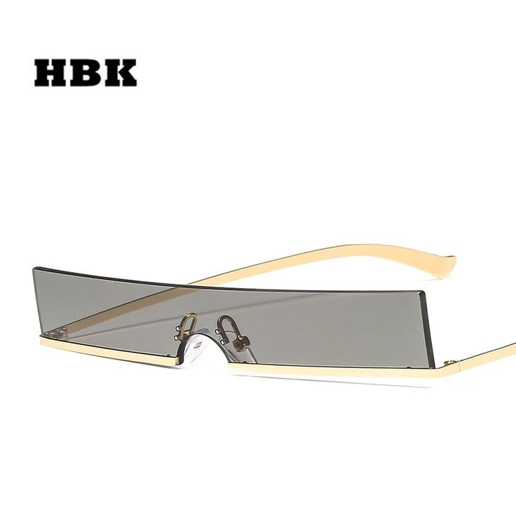 HBK Women <b>Small Square</b> Sunglasses 2019 <b>New</b> Fashion Style ...