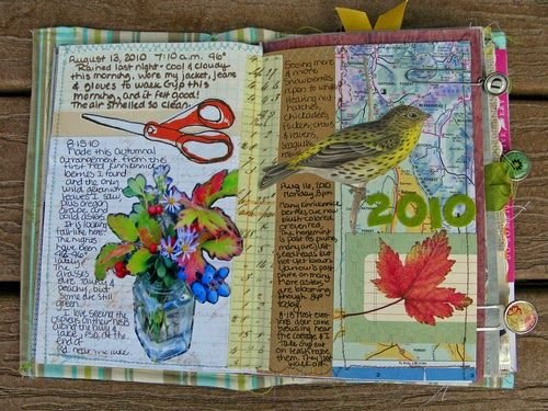 Piensa Scrap: mini albums VS filofax VS project life VS art journal..
