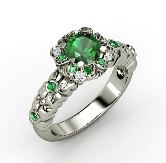 Getting Suitable Design An Engagement Ring Online Free