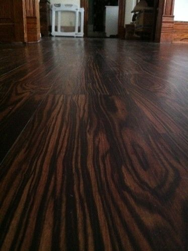 rosewood ebony allure flooring - Allure Plank Flooring