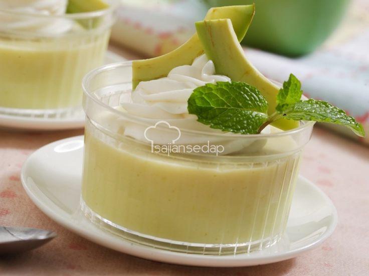 Buah avokad ternyata bisa kita olah menjadi dessert yang istimewa dengan resep Creamy Avocado Pudding ini. Hadirnya krim membantu puding terasa lebih lembut.