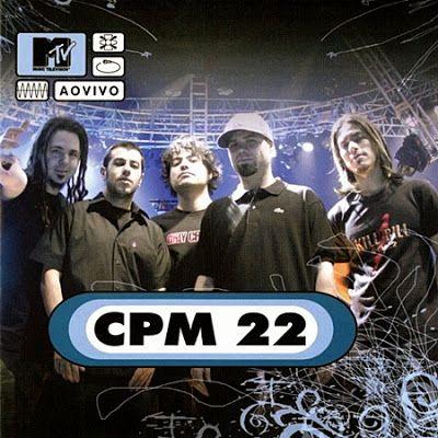 PHAROPHA SONORA: CPM 22 - MTV - Ao Vivo