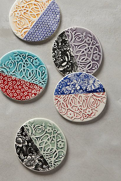coasters #anthrofave #anthropologie