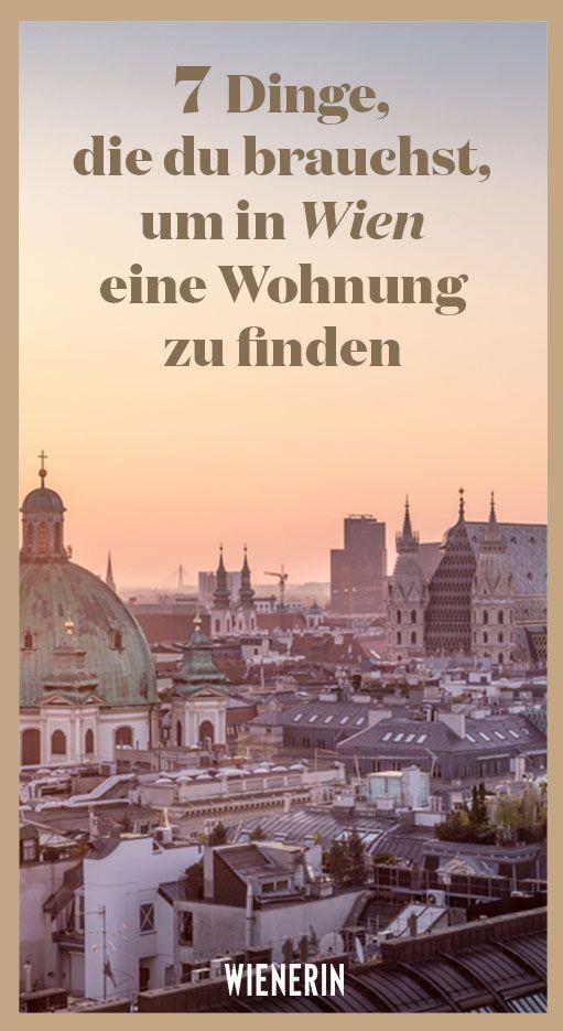 Wer derzeit in Wien eine Wohnung sucht (und nicht nur hier), sollte sich das durchlesen. Ein Erfahrungsbericht