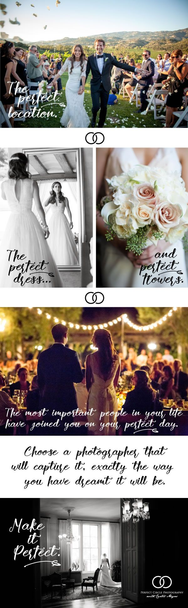 wedding coordinators in orange county ca%0A Choosing the right wedding photographer    Expert advice from Curtis Myers  of Perfect Circle Photography