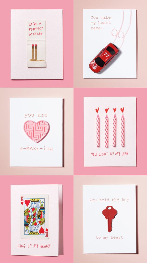 Best 20 Valentine Cards ideas – Do It Yourself Valentines Day Cards
