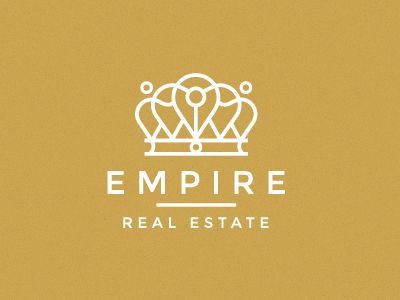 Empire logo by Chad Michael