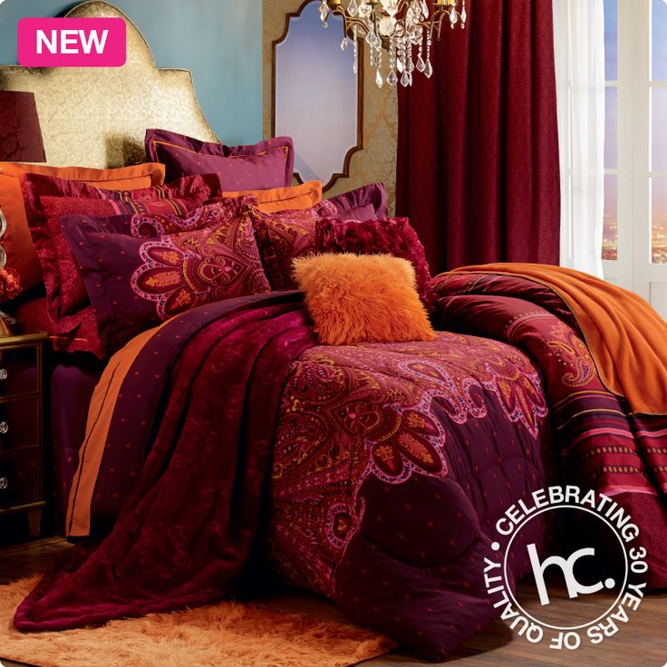 Shakira duvet and comforter set. From R1099 cash or only R109 p/m! Shop now >> http://www.homechoice.co.za/Bedding/Bedding-Sets/Shakira.aspx