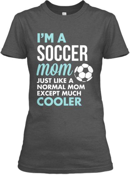Soccer Mom Cool