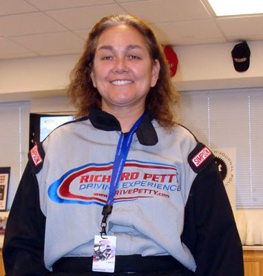 NASCAR Race Mom: NASCAR Racing Experience, Richard Petty Driving Ex...