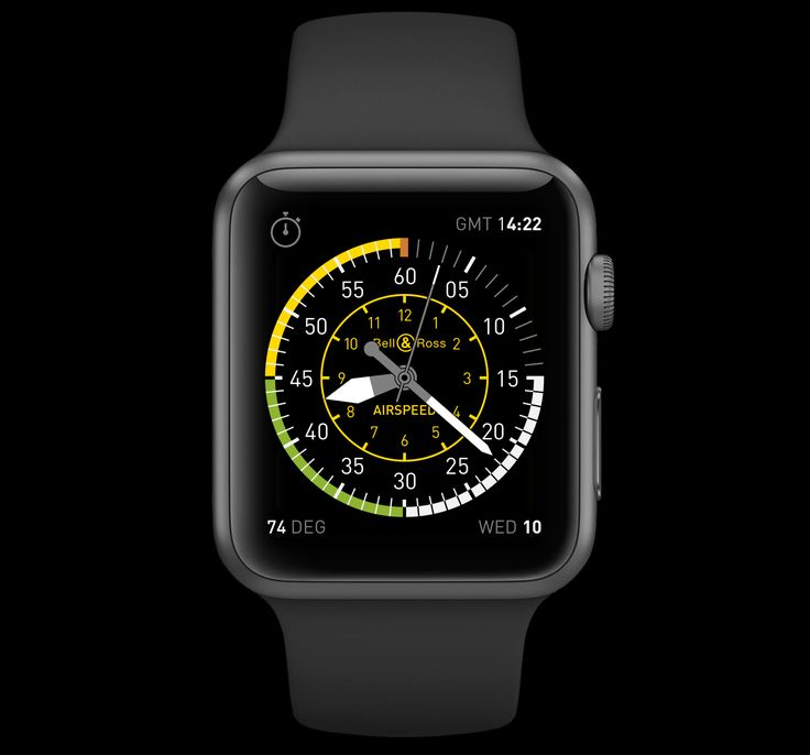 One of the many sleek watch faces you can chose from when you get your #revolutionary #iWatch.