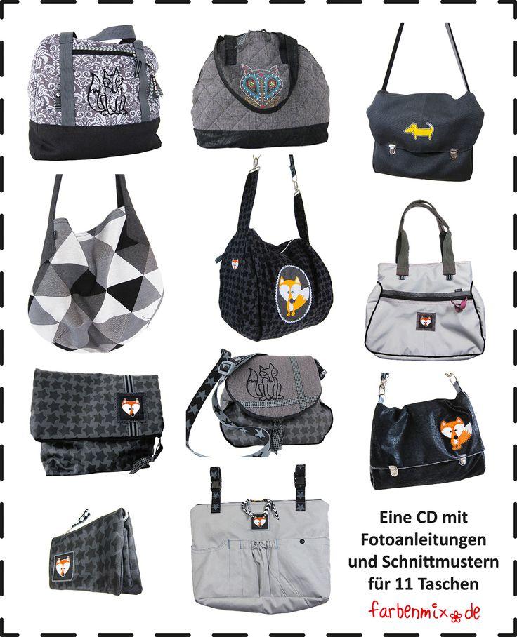 17 best Farbenmix-Taschenspieler CD 3 images on Pinterest   Taschen ...
