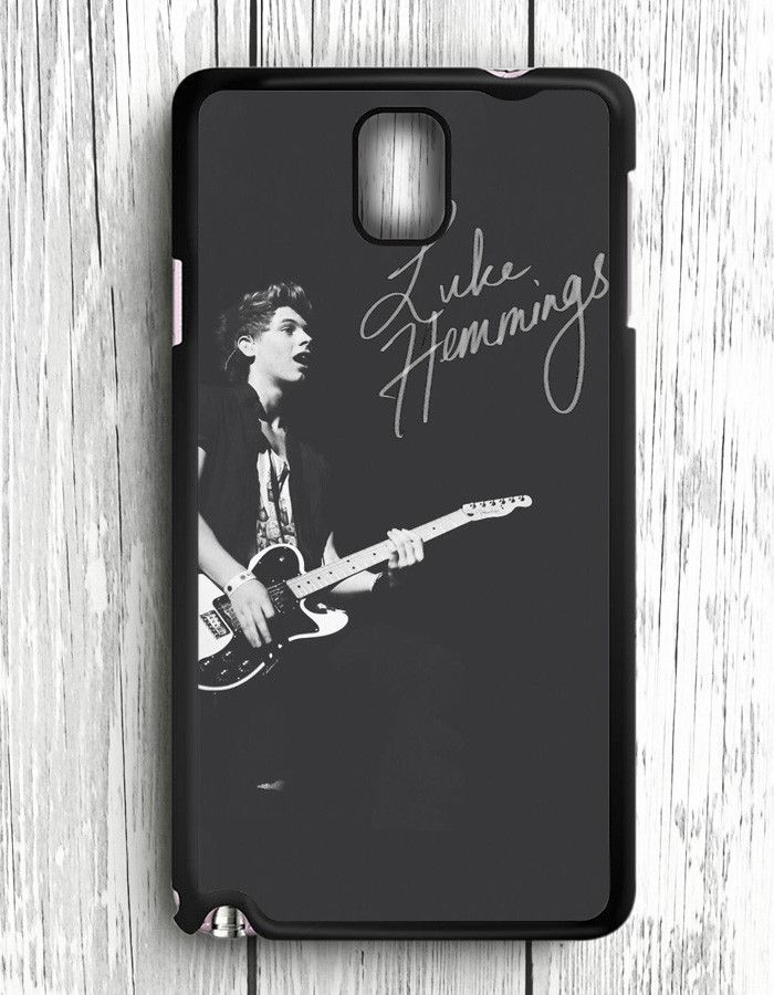 5 Second Of Summer Luke Hemmings Guitar Samsung Galaxy Note 3 | Samsung Note 3 Case