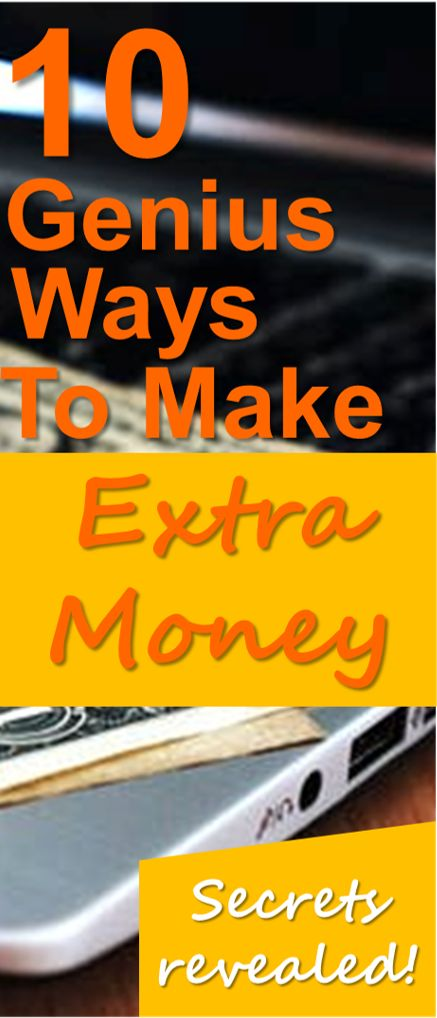 5 easy ways to make extra money fast! Read how to EASILY make $100-$200 or more from the comfort of your own home! These ideas are genius and we personally use them to make extra money from home!