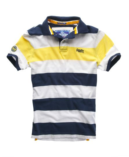 Superdry Hoopstripe Polo